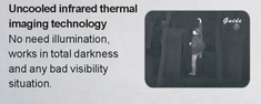 Uncooled infrared thermal imaging technology